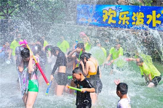 乐动龙潭,清凉一夏! 2021龙潭大峡谷戏水狂欢音乐季清凉开启!